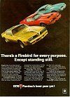 78' Firebirds Ad