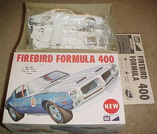 '70 To '73 Firebird Kits